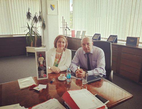 POSJETA FEDERALNOM MINISTARSTVU RADA I SOCIJALNE POLITIKE